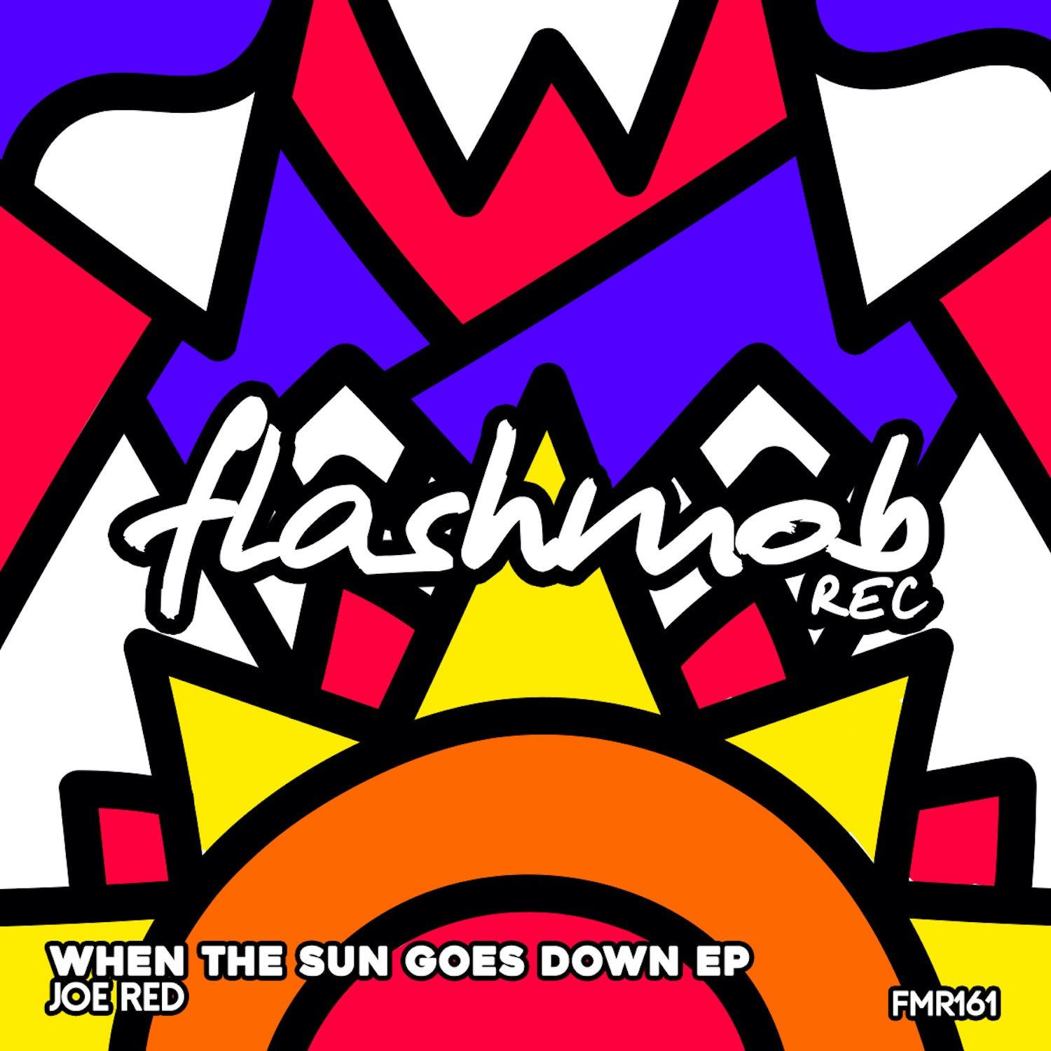 Joe Red – When The Sun Goes Down EP