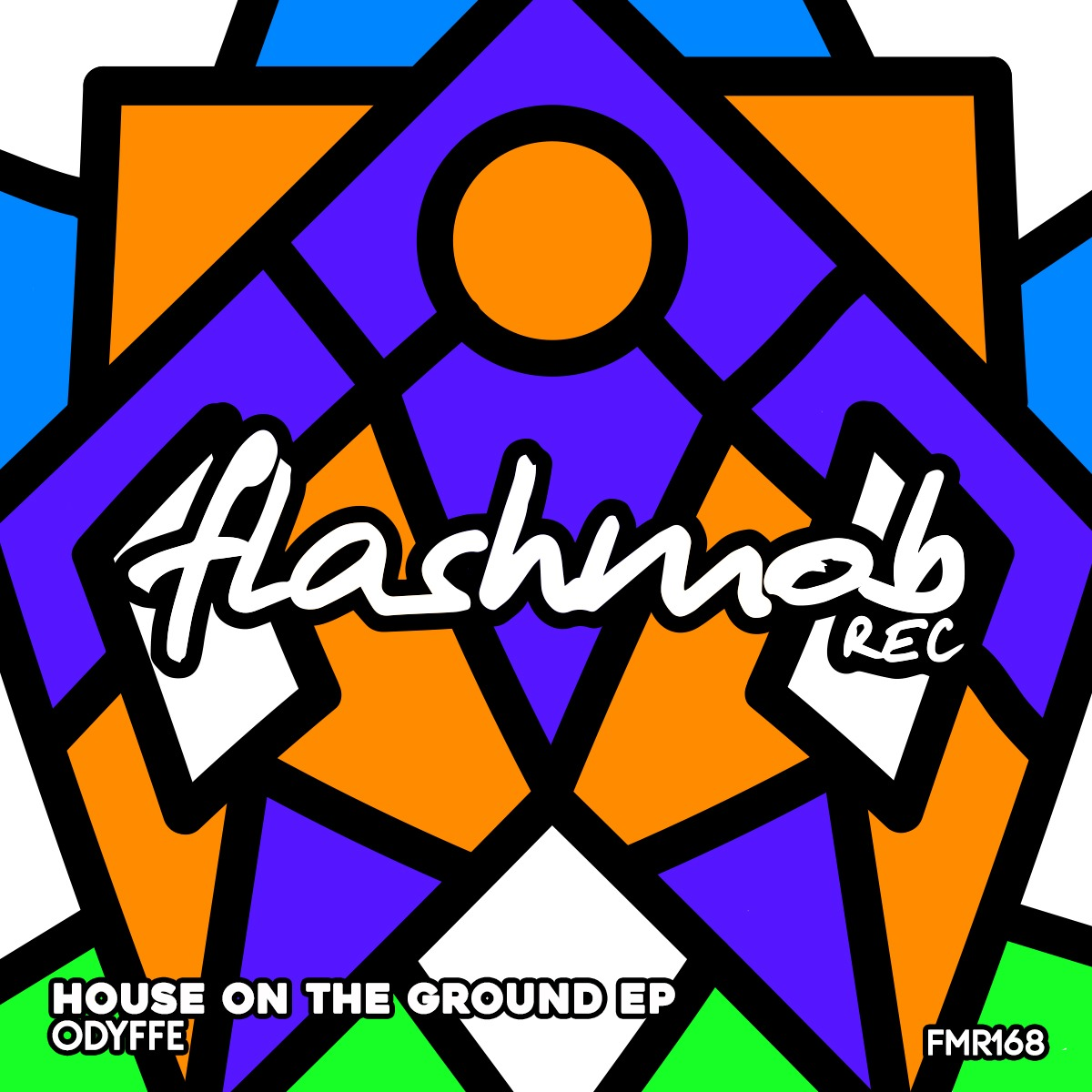 Odyffe – House On The Ground EP
